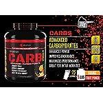 Spartan Nutrition Carb Pro Series Protein Sports Supplements 5LBS, Orange Splash