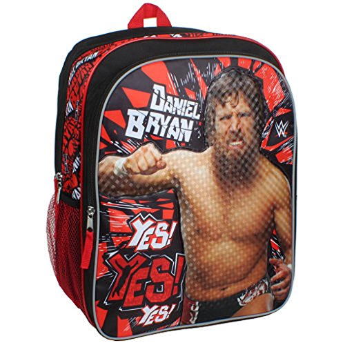 WWE 16 inch Backpack - Daniel Bryan by Accessory Innovations