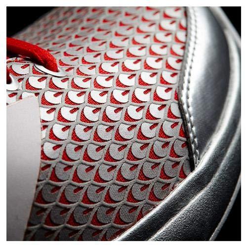 Originalsadizero Athena vivid White Athena Ubersonic W metallic Adizero Femme Adidas Red w 2 Silver fTd1d8R