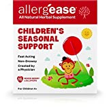 AllergEase Children's Mixed Berry Lollipop (1)