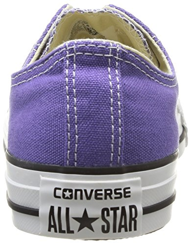 Converse All Star Ox Canvas Seasonal - Zapatillas Unisex adulto Hollyhock