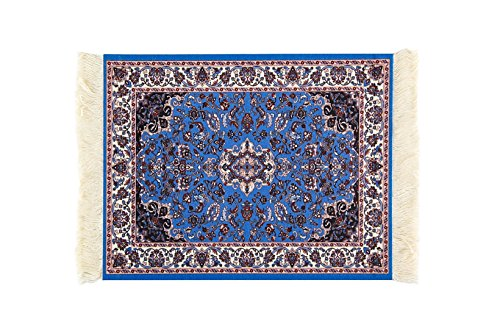 Rug Mouse Pads - Rug Mouse Pad,Lexiart Oriental Persian Woven Mouse Mat,9.5*7.5*0.5