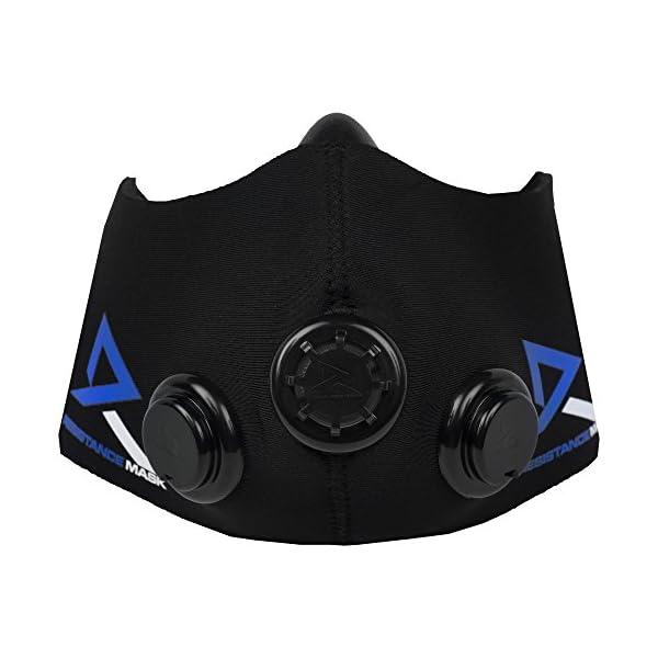 Training Mask Elevation Basic per allenamenti, running, sport, HIIT training [1anno di garanzia] 7 spesavip