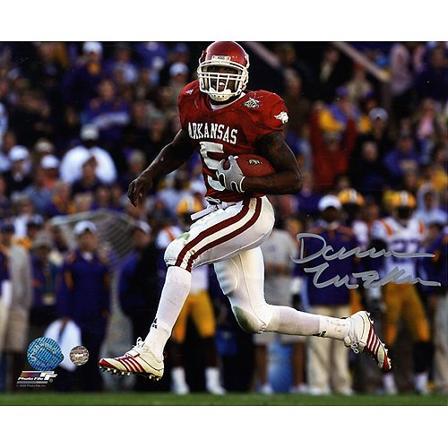 NCAA Darren McFadden Arkansas Autographed 8-by-10-Inch Photograph by Steiner Sports