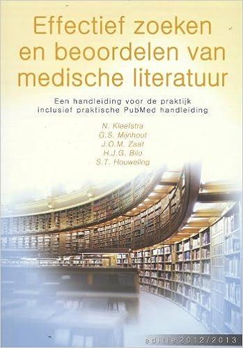 Amazon.com: Effectief zoeken en beoordelen van medische ...