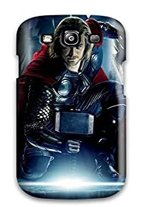 Durable Thor Movie Multi Monitor Back Case/cover For Galaxy S3
