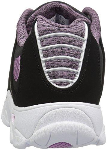 K Black swiss Cmf St329 Sneaker smoky Women's white Grape rqr4pnwT
