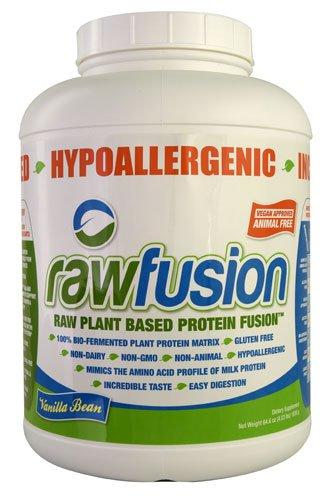 SAN Nutrition Rawfusion Plant Base Protein Fusion? Vanill...