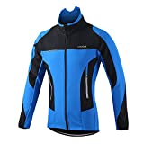 Best Cycling Jackets - Lixada Men's Outdoor Cycling Jacket Winter Thermal Breathable Review