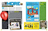 How Things Work: Discover Secrets and Science Behind Bounce Houses, Hovercraft, Robotics, and Everything in Between (National Geographic Kids) 画像3