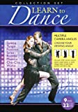 Learn to Dance Collection Set (Samba / Tango / Foxtrot / Salsa / Rumba / Mambo / Cha-Cha / Waltz)
