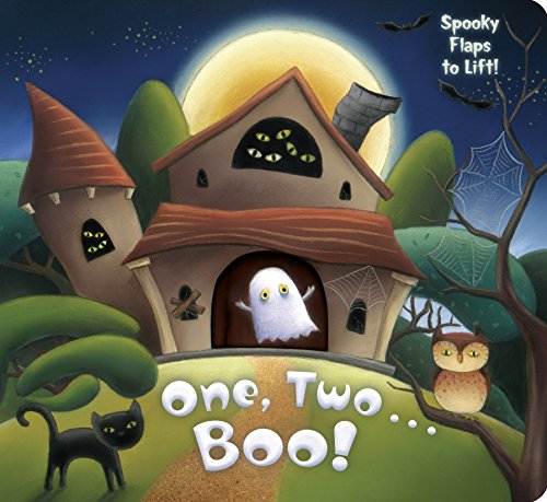 One, Two...Boo! (Halloween Gifts For Babies)