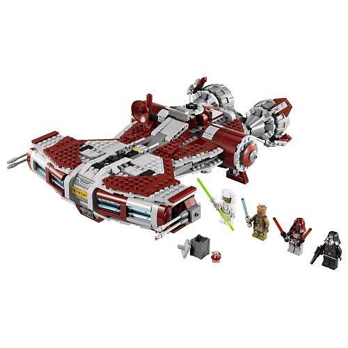 LEGO Star Wars Set #75025 Jedi Defender Class Cruiser