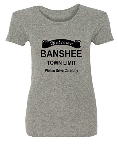 Welcome Banshee Poster Damen T-shirt