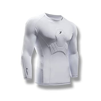 ec65f0d75 Storelli Youth Body Shield Goalkeeper 3 4 Shirt