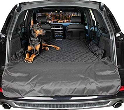 Waterproof Black Large Non-Slip Cargo Cover 4Knines Cargo Boot Liner