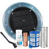 #4: XtremepowerUS Solar Pool Purifier Pool Solar Ionizer System, Chlorine Free