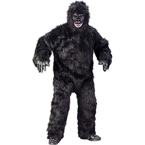 FunWorld Basic Gorilla Suit Costume