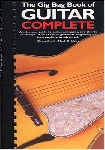 Download The Gig Bag Book Of Guitar Complete (Gig Bag Books) ebook