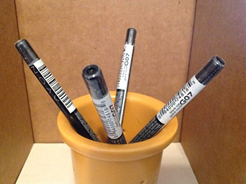 Avon Glimmersticks Diamonds Eye Liner Black Ice LOT 4 Pencils