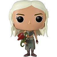 Zesta Game of Thrones Collectibles / Action Figures / Toy / Car Dashboard Decoration (Daenerys Targaryen/Khaleesi)