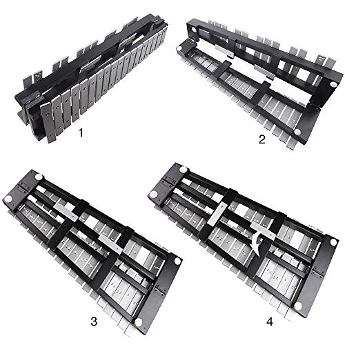 Mr.Power Foldable Glockenspiel Xylophone Vibraphone Percussion Instrument 30NOTES by Mr.Power (Image #4)