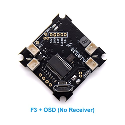 BETAFPV F3 Whoop Flight Controller with Betaflight OSD (NO Receiver Version)