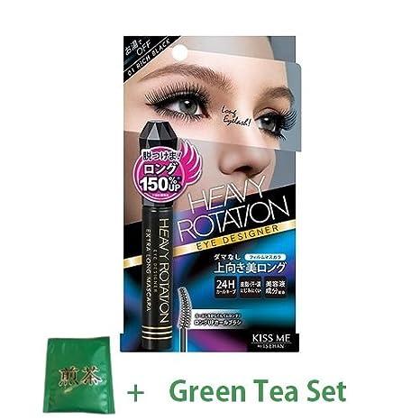 KissMe Isehan Heavy Rotation Eye Designer Extra Long Mascara - Rich ...
