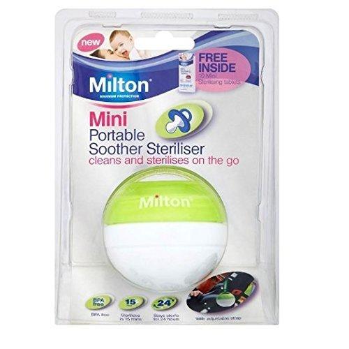 Milton Mini Portable Soother Steriliser by Milton by Milton