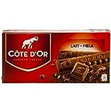 Côte d'Or Schokolade 'Lait Melk' 6 x 200g (Vollmilch-Schokolade)