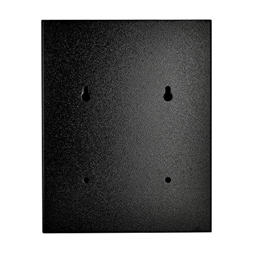 AdirOffice Heavy Duty Secured Safe Drop Box (Black) by AdirOffice (Image #1)