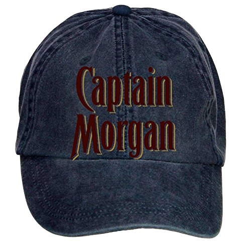 Niceda Unisex Captain Morgan Logo Sun Visor Baseball Caps