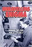 Front cover for the book Unravelling Enigma: Winning the Code War at Station X by Maurice Freedman