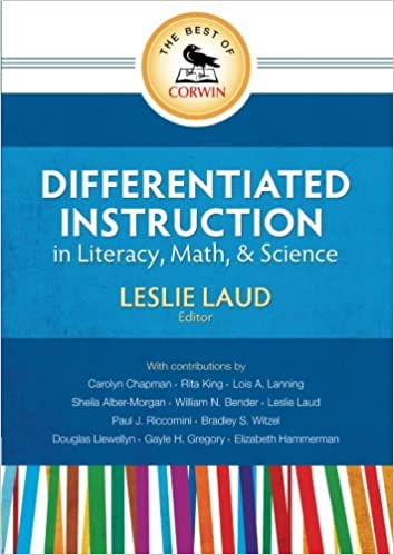 Amazon The Best Of Corwin Differentiated Instruction In