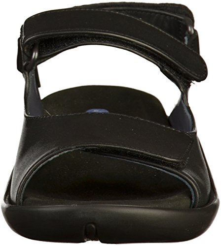 Sandals Black 1300 Black Wolky Salvia Womens HqIZPEd