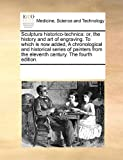Sculptura Historico-Technic, See Notes Multiple Contributors, 0699166217