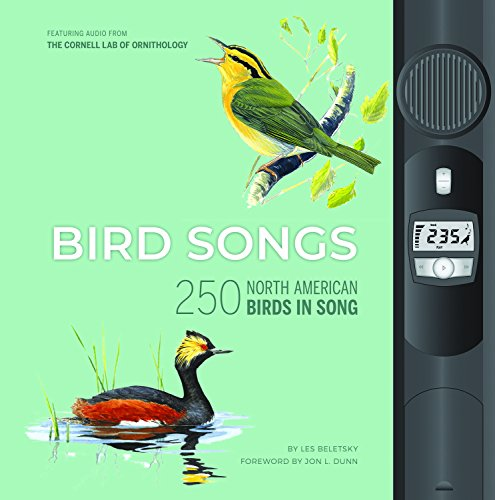 - Bird Songs: 250 North American Birds in Song