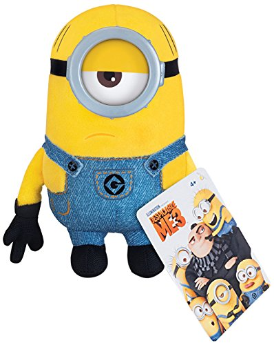 Despicable Me Plush Buddy Minion Mel Toy Figure ()