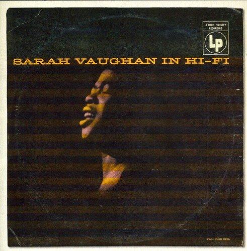 Count Basie - Sarah Vaughan in Hi-Fi (Holland - Import)