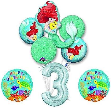 Amazon.com: NUEVO. Ariel Little Mermaid Disney Princess ...