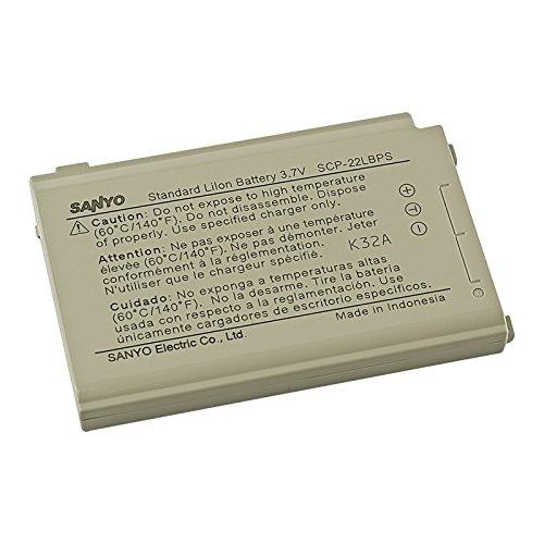 2 x Sanyo SCP-2400/ 3100/ 7000 Standard OEM Battery (Sanyo Mobile Phones)