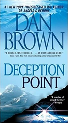 Deception Point price comparison at Flipkart, Amazon, Crossword, Uread, Bookadda, Landmark, Homeshop18