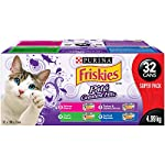 Purina Friskies Pâte Greatest Hits Cat Food Super Pack 32-156 g Cans