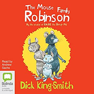 The Mouse Family Robinson Audiobook