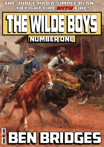 Boy Bookend (The Wilde Boys)