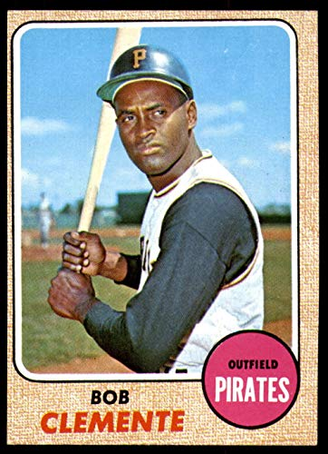 1968 Topps #150 Roberto Clemente Ex-Mint Pirates