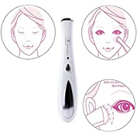 Fabura Eye Wrinkle Eraser 4D Puffiness Dark Circles Fine Lines Remover Facial Skin Wrinkle Removal Vibrating Spa Import Anti-aging Applicator Machine Heat Eye Massager Facial Roller