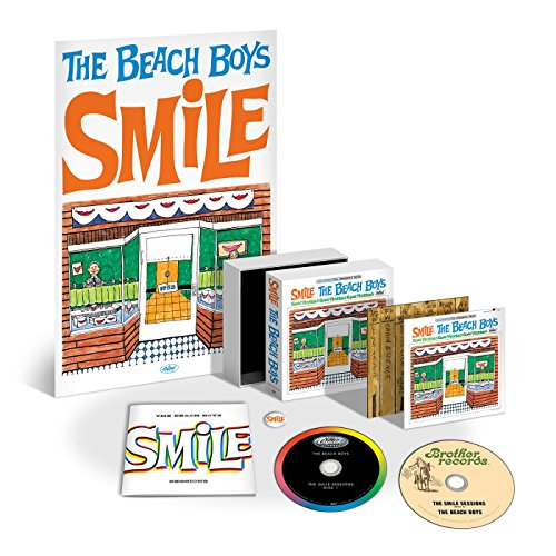 The Beach Boys - Smile (Second Edition) - Zortam Music