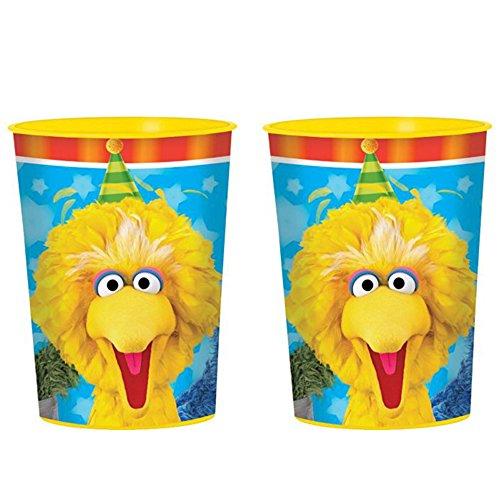 - Stars Sesame Street Reusable Keepsake Cups (2ct)