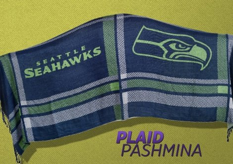 Packers Pashmina Scarf - 4